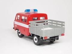 UAZ-39094 Farmer Fire Engine Agat Mossar Tantal 1:43