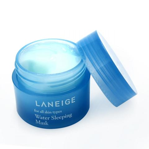 Ночная маска Water Sleeping Pack от Laneige