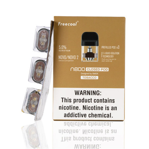 Картридж SMOK Freecool NOVO 2 Pod Tobacco (Табак) 5%
