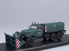 1:43 ЗИЛ-157 (Д470) Шнекороторный (Зеленый)