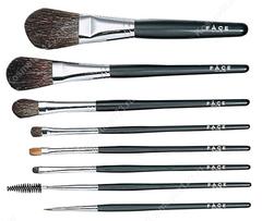 Набор кисточек для макияжа Make-up Brush Set (Wamiles | Аксессуары)