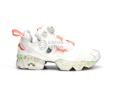 Reebok Insta Pump Women's Celebrate White