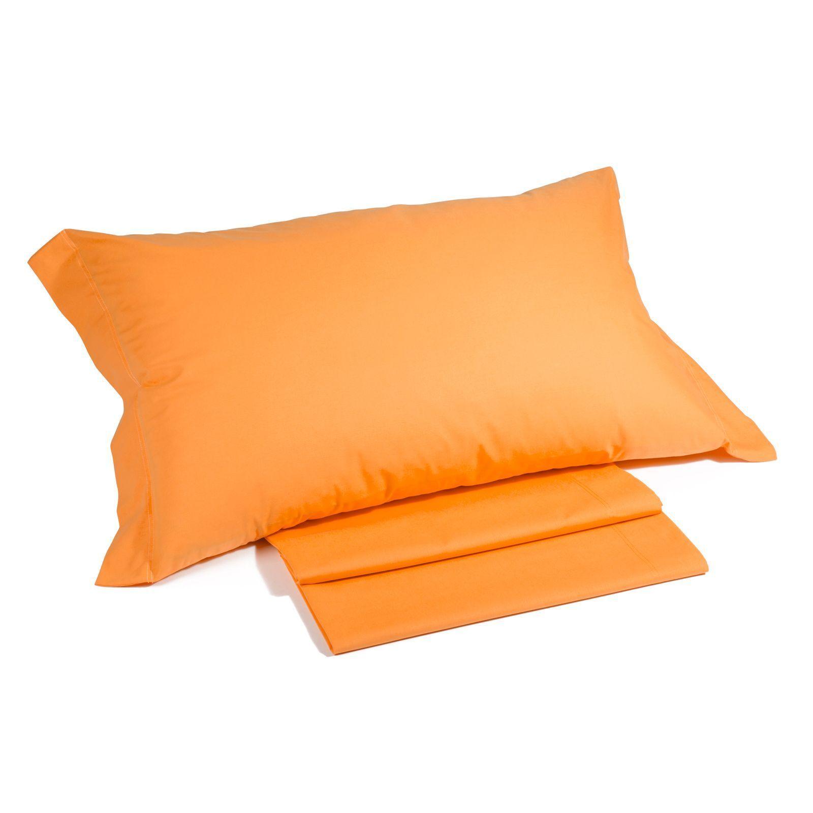 Наволочки для сна Наволочки 2шт 50х70 Caleffi Tinta Unita оранжевые elitnye-navolochki-hlopkovye-unita-oranzhevye-ot-caleffi-italiya.jpg