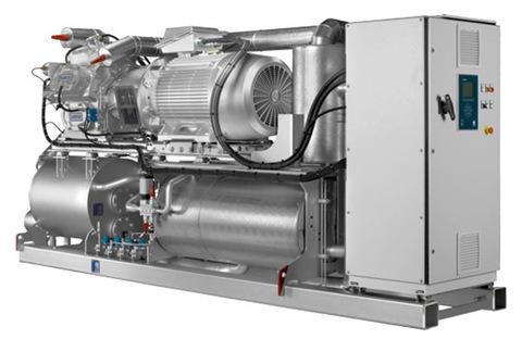 Sabroe HeatPAC 1600