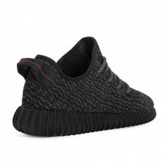 Унисекс Adidas Yeezy Boost 350 Pirate Black