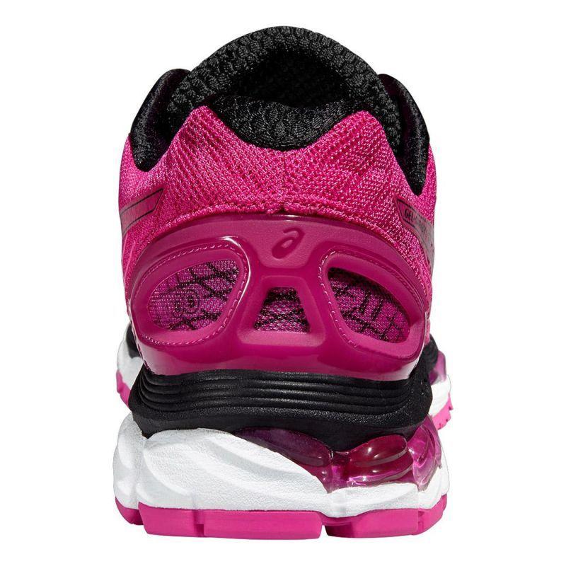Женские беговые кроссовки Asics Gel-Nimbus 17 Lite-Show (T56NQ 2121) розовые фото
