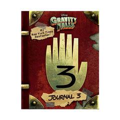 Дневник 3 Гравити Фолз - Gravity Falls, Disney Press