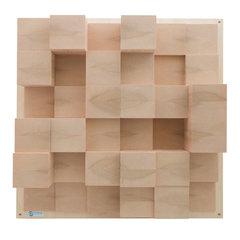 Акустический  деревянный диффузор Echoton Blocks