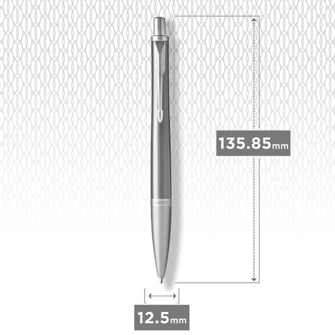 Шариковая ручка Parker Urban Premium Silvered Powder CT.123