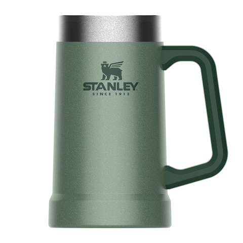 Кружка Stanley Classic (0,7 литра), темно-зеленая