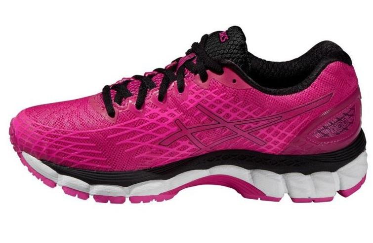 Женская беговая обувь Asics Gel-Nimbus 17 Lite-Show (T56NQ 2121) фото