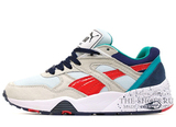 Кроссовки Женские Puma Trinomic Grey Red White Navy