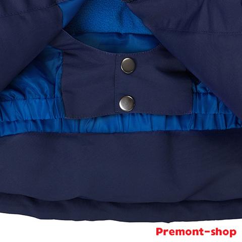 Снегозащитная юбка парки Mazima Синий Нептун MW27210