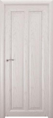 Дверь Океан Оптима 5, цвет дуб белый жемчуг, глухая