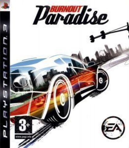 Sony PS3 Burnout Paradise (английская версия)