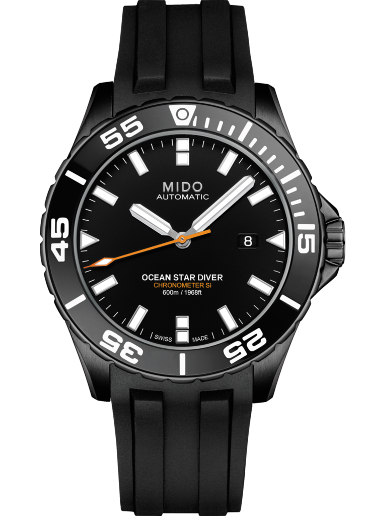 Часы мужские Mido M026.608.37.051.00 Ocean Star Captain