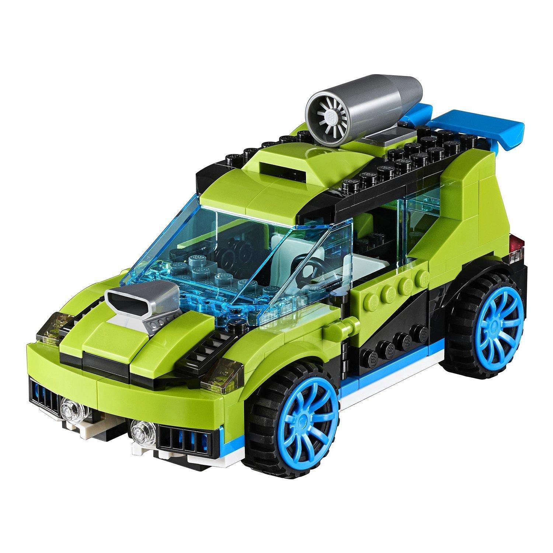 Конструктор LEGO Суперскоростной раллийный автомобиль Creator (31074)