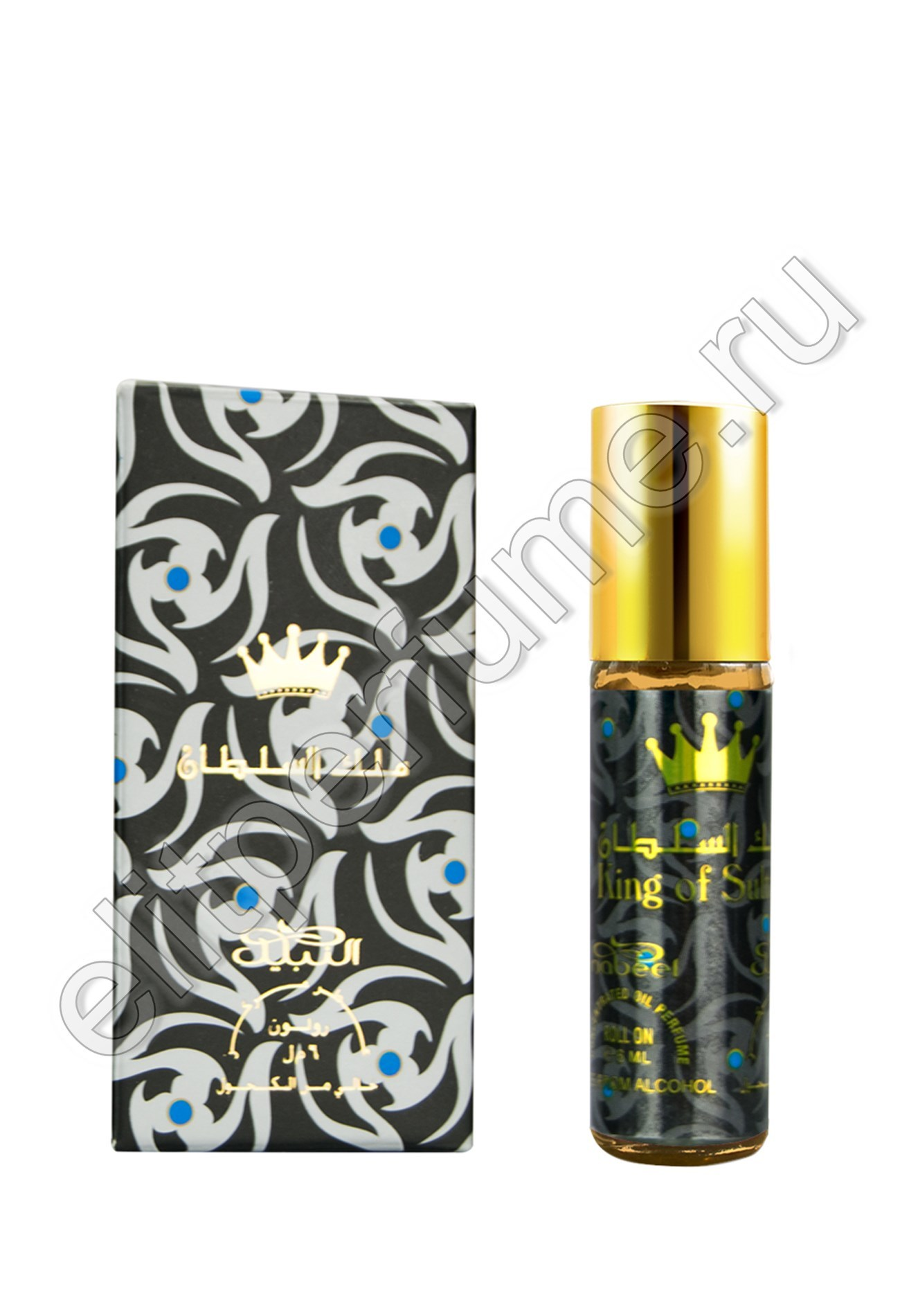 King of Sultan Король Сулатана 6 мл арабские масляные духи от Набиль Nabeel Perfumes