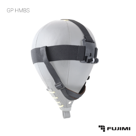 Крепление на голову Fujimi GP HMBS для экшн-камер GoPro