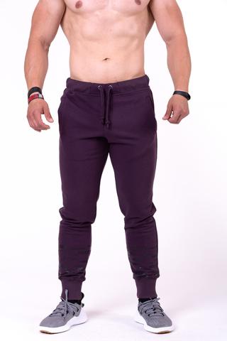 Мужские брюки Nebbia 153 burgundy