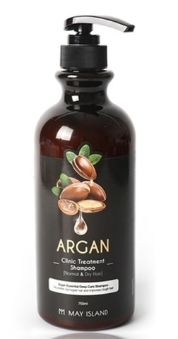 Шампунь Argan Clinic Treatment Shampoo от MayIsland