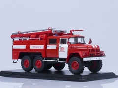ZIL-131 AC-40 137 fire engine Kostroma Start Scale Models (SSM) 1:43