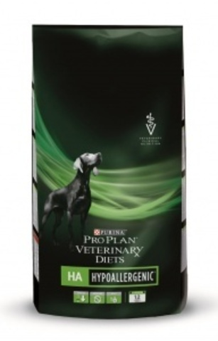 Pro plan veterinary diets HA hypoallergenic dog