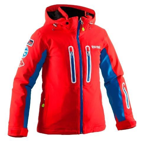 Детская горнолыжная куртка 8848 Altitude Kate (red)