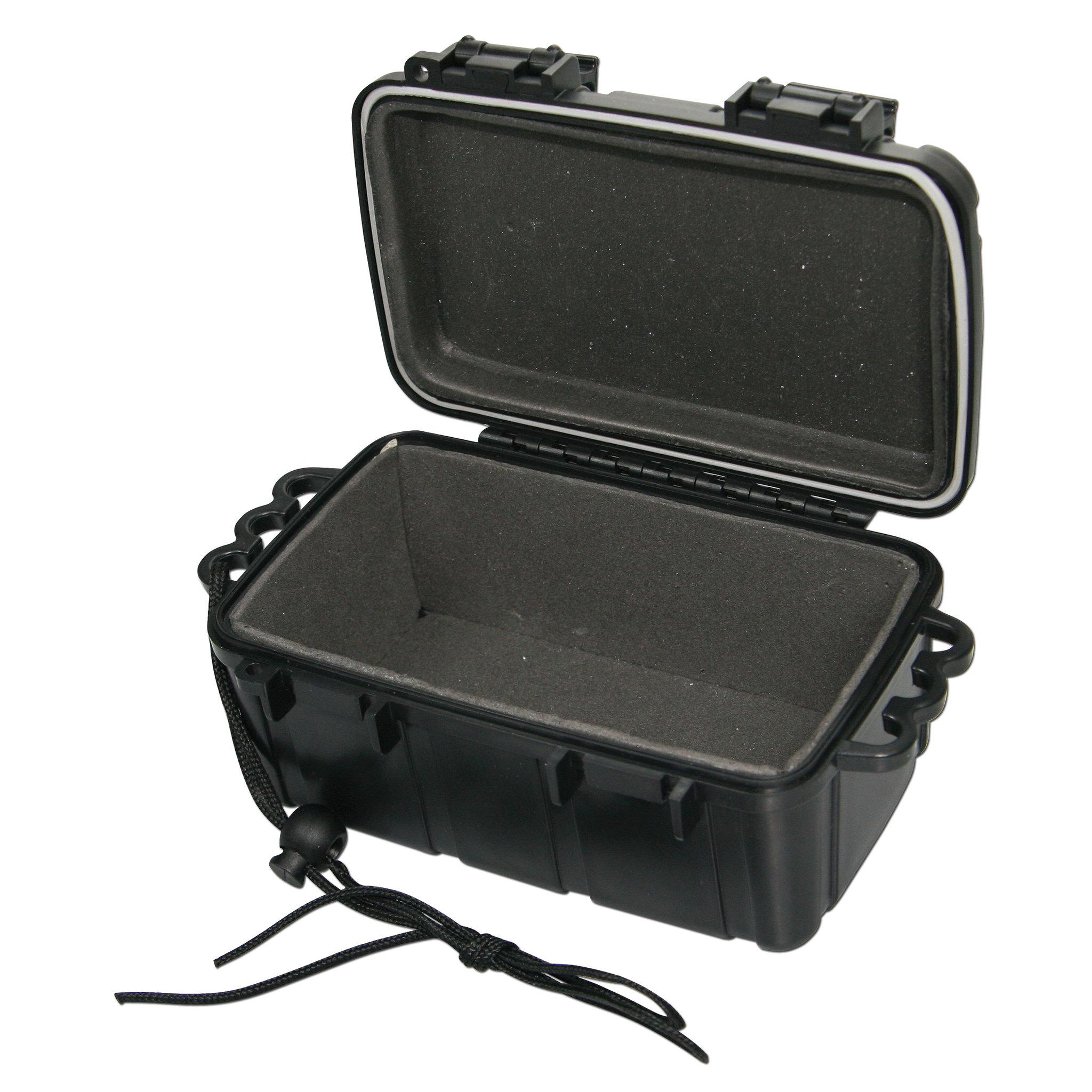 Ящик пластмассовый водонепроницаемый 16,5 x 12 x 8 см