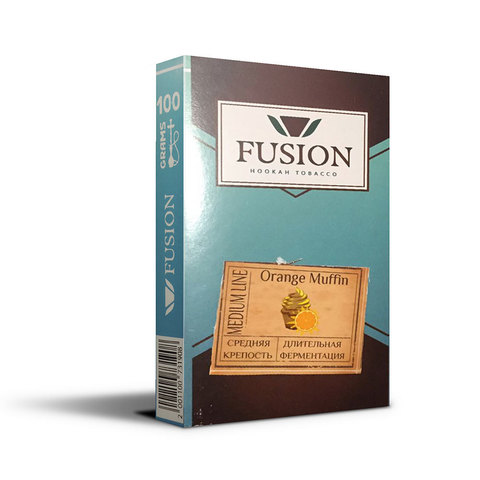 Табак Fusion Medium Orange Muffin 100 г
