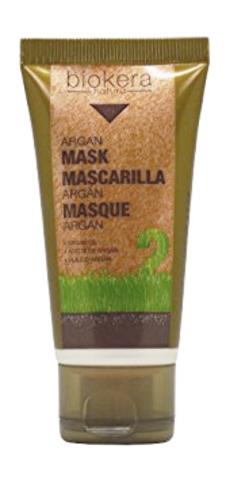 Маска с аргановым маслом ,Mascarilla argan,Biokera,50 мл.