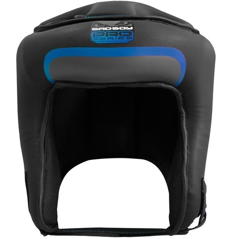 Шлем Bad Boy Pro Series 3.0 Open Face Head Guard Blue