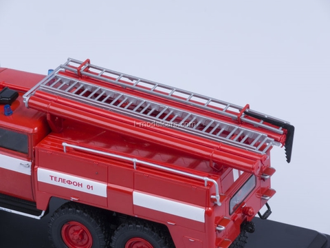 ZIL-131 AC-40 137 fire engine Kostroma Start Scale Models (SSM) 1:43