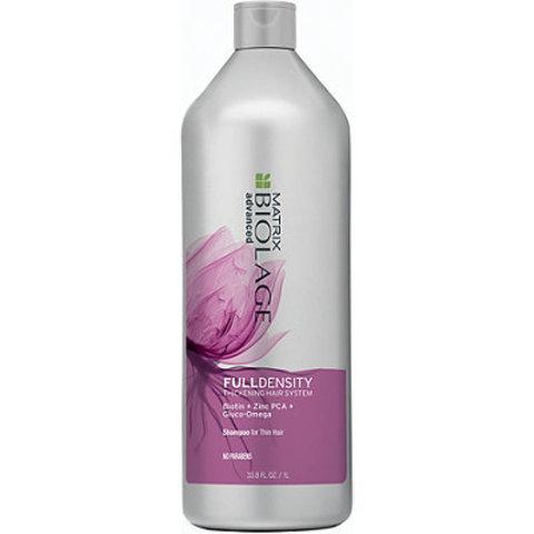 Шампунь для тонких волос, Matrix Biolage FullDensity, 1000 мл.