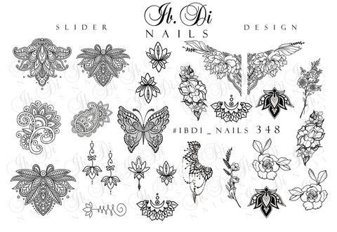 Слайдер дизайн №348