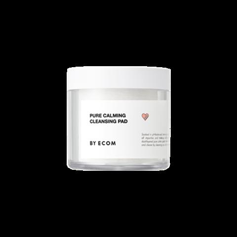 Средство для снятия макияжа BY ECOM Pure Calming Cleansing Pad 70ea
