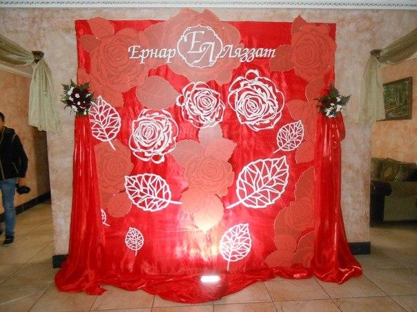 Пресс стена Алматы, мультикам, драпировка 55 000 тг