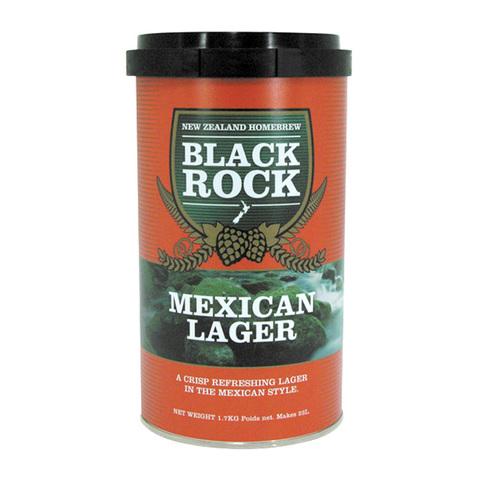 Солодовый экстракт Black Rock Mexican Lager