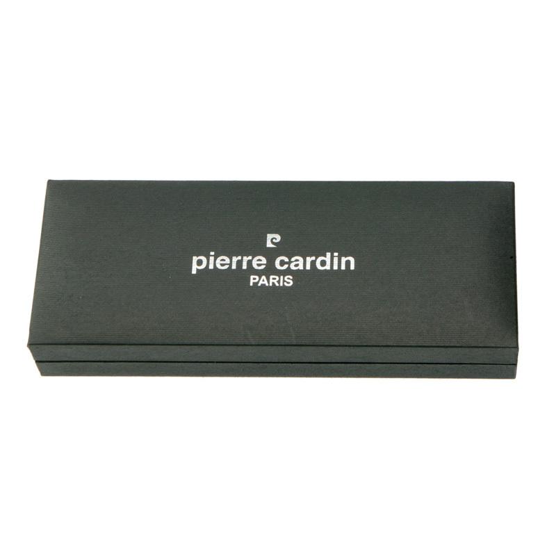Набор подарочный Pierre Cardin Pen&Pen - Black Chrome, шариковая ручка + ручка-роллер, M