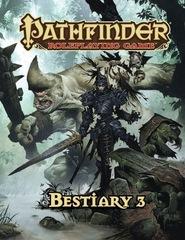 Книга правил Pathfinder: Bestiary 3