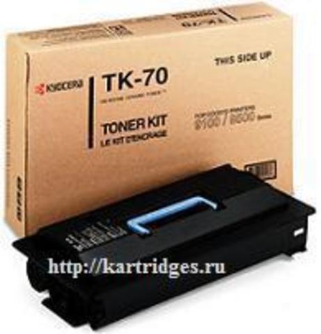 Картридж Kyocera TK-70