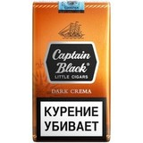 Captain Black Mini Tip Dark Crem