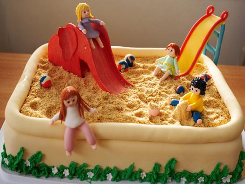 Самые красивые детские торты картинки