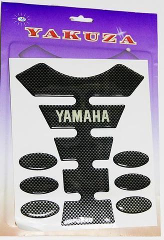Универсальная наклейка на бак Yamaha