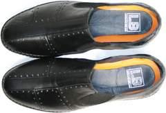 Кэжуал кроссовки Luciano Bellini 107607 Black.
