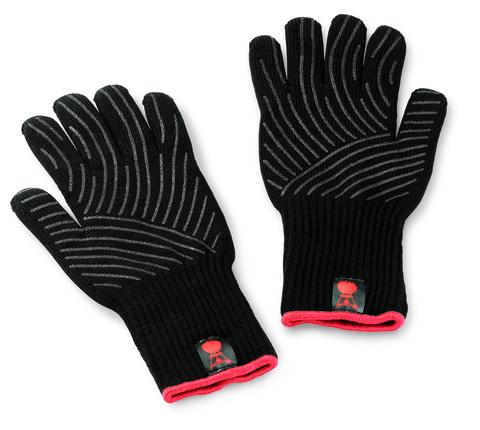Перчатки Weber BBQ Mitt Black Размер (L/XL)