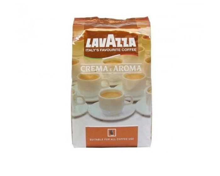 Кофе в зернах LavAzza Crema e Aroma (A100), 1 кг (Лавацца)