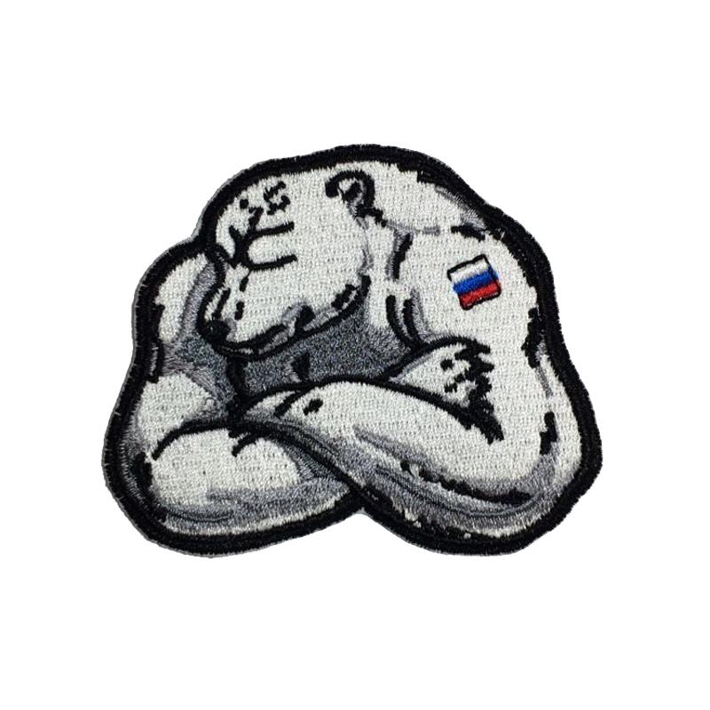 Белый медведь — патриот