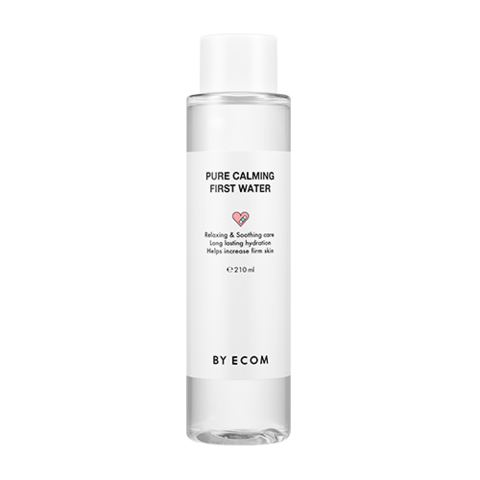 Тонер BY ECOM Pure Calming First Water 210ml