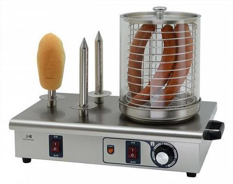 фото 1 Аппарат для хот догов Hurakan HKN-Y03 на profcook.ru